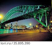 Journey to Sydney. Стоковое фото, агентство Ingram Publishing / Фотобанк Лори