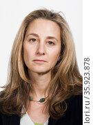 Portrait of mature adult woman. Стоковое фото, фотограф Shannon Fagan / Ingram Publishing / Фотобанк Лори