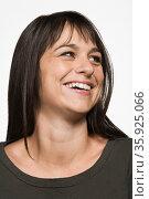 Portrait of mid adult Caucasian woman. Стоковое фото, фотограф Shannon Fagan / Ingram Publishing / Фотобанк Лори