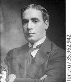 Rómulo Sebastián Naón Peralta Martínez. Редакционное фото, агентство World History Archive / Фотобанк Лори