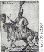 ottoman janissary 17th century. Редакционное фото, агентство World History Archive / Фотобанк Лори