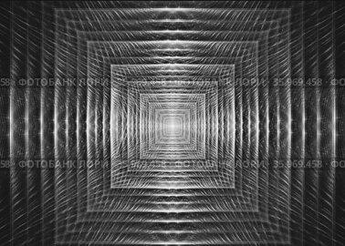Dark abstract background with dark geometric pattern