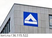 """Hochtief, Essen, North Rhine-Westphalia, Germany"" Редакционное фото, агентство Caro Photoagency / Фотобанк Лори"