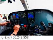 FLN Frisia Air Traffic. FLN Frisia Luftverkehr. Стоковое фото, фотограф Zoonar.com/Bernhard Klar / age Fotostock / Фотобанк Лори
