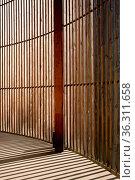 Kapelle der Versöhnung in Berlin/Deutschland - Chapel of Reconciliation... Стоковое фото, фотограф Zoonar.com/Bernd Hoyen / age Fotostock / Фотобанк Лори