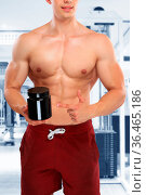 Doping Anabolika Protein Medikamente Pillen Bodybuilder Fitnessstudio... Стоковое фото, фотограф Zoonar.com/Markus Mainka / easy Fotostock / Фотобанк Лори