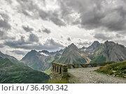 Das Formazzatal ist ein Paradies für alle Wanderer, Mountainbiker... Стоковое фото, фотограф Zoonar.com/Hans Eder / easy Fotostock / Фотобанк Лори