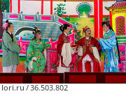 GEORGTOWN, PENANG, MALAYSIA - NOV. 18. 2016: a open and free theater... Стоковое фото, фотограф Zoonar.com/PAUL WASCHTSCHENKO / age Fotostock / Фотобанк Лори