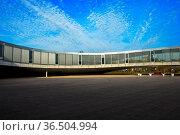 The Rolex Learning Center, École polytechnique fédérale de Lausanne... Стоковое фото, фотограф Zoonar.com/Pant / age Fotostock / Фотобанк Лори