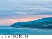 Hurzuf or Gurzuf is a resort-town in the Crimea (northern coast of... Стоковое фото, фотограф Zoonar.com/Volodymyr Khodariev / easy Fotostock / Фотобанк Лори