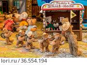 Teddybären Vaus Sonneberg. Стоковое фото, фотограф Zoonar.com/H.Eschrich / age Fotostock / Фотобанк Лори