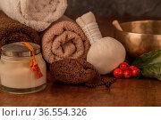 Wellness Stillleben. Стоковое фото, фотограф Zoonar.com/H.Eschrich / age Fotostock / Фотобанк Лори