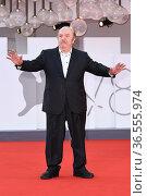 Lino Banfi during the premiere of 'Un Autre Monde' during the 78th... Редакционное фото, фотограф AGF/Maria Laura Antonelli / age Fotostock / Фотобанк Лори