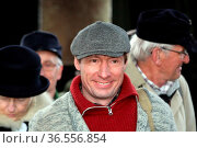 Auch Daniel HERMANN, Vorsitzender des ältesten deutschen Skiclubs... Стоковое фото, фотограф Zoonar.com/Joachim Hahne / age Fotostock / Фотобанк Лори