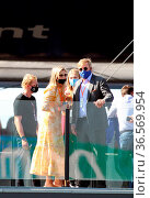 ZANDVOORT, Netherlands, 05. SEPTEMBER 2021, King WILLEM-ALEXANDER... Редакционное фото, фотограф ATP / WENN / age Fotostock / Фотобанк Лори