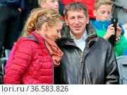 Martin Braun, Ex-Profi des SC Freiburg, Sportlicher Leiter FC 08 ... Стоковое фото, фотограф Zoonar.com/Joachim Hahne / age Fotostock / Фотобанк Лори