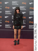 Suzanne LIndon attended Red Carpet Opening Ceremony during 69th San... Редакционное фото, фотограф ©MANUEL CEDRON / age Fotostock / Фотобанк Лори