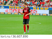 Immanuel Höhn (Freiburg) 2. Bundesliga: 3. Sptg.: SC Freiburg - VFL... Стоковое фото, фотограф Zoonar.com/Joachim Hahne / age Fotostock / Фотобанк Лори