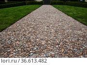 Steinerner Weg, | Stony path. Стоковое фото, фотограф Zoonar.com/Günter Lenz / age Fotostock / Фотобанк Лори