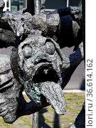 Apokalyptische Reiter (Detail) Стоковое фото, фотограф Zoonar.com/Martina Berg / easy Fotostock / Фотобанк Лори