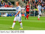 Erwin Hoffer (Karlsruhe), Fussball: 2. BL 15-16: 10. Sptg.: KSC vs... Стоковое фото, фотограф Zoonar.com/Joachim Hahne / age Fotostock / Фотобанк Лори