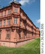 Roemisch Germanisches Zentralmuseum roman germanic museum in Mainz. Стоковое фото, фотограф Claudio Divizia / easy Fotostock / Фотобанк Лори