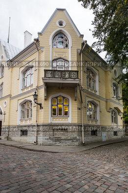 Square of old Tallinn