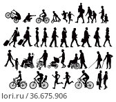 Menschen in Bewegung und Aktivitäten. Стоковое фото, фотограф Zoonar.com/scusi / age Fotostock / Фотобанк Лори