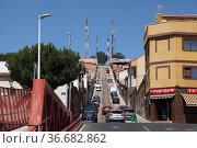 Puertollano, Ciudad Real, Spain. Стоковое фото, фотограф Luis Fidel Ayerves / age Fotostock / Фотобанк Лори