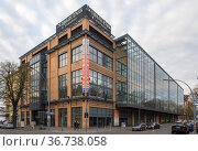 """Berlin, Germany, Mitte - The empty Schillerpark-Center"" Редакционное фото, агентство Caro Photoagency / Фотобанк Лори"