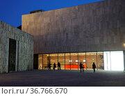 Ohel Jakob Synagoge in München| Munich Ohel Jacob Synagogue| Стоковое фото, фотограф Zoonar.com/Robert B. Fishman, ecomedia / age Fotostock / Фотобанк Лори