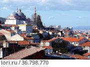 Mosque Yashil Jami in Bursa, Turkey. Стоковое фото, фотограф Zoonar.com/Valeriy Shanin / age Fotostock / Фотобанк Лори
