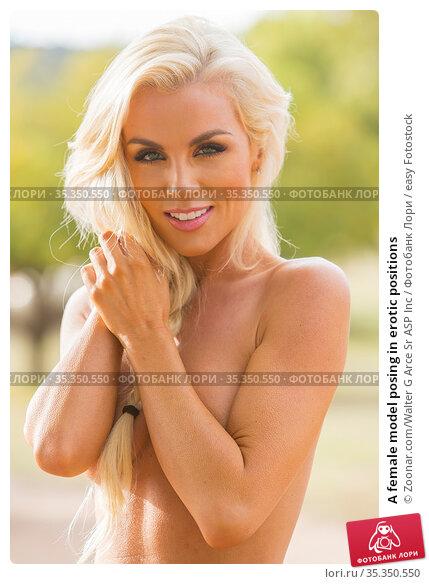 A female model posing in erotic positions. Стоковое фото, фотограф Zoonar.com/Walter G Arce Sr ASP Inc / easy Fotostock / Фотобанк Лори