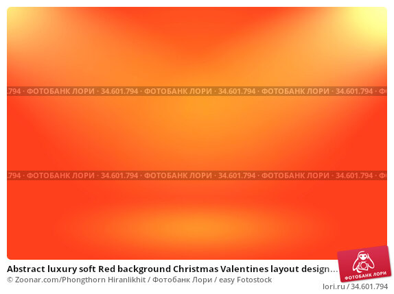 Abstract luxury soft Red background Christmas Valentines layout design... Стоковое фото, фотограф Zoonar.com/Phongthorn Hiranlikhit / easy Fotostock / Фотобанк Лори
