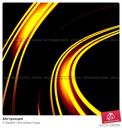 Купить «Абстракция», иллюстрация № 239018 (c) ElenArt / Фотобанк Лори