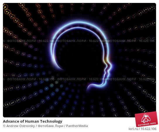 Advance of Human Technology. Стоковое фото, фотограф Andrew Ostrovsky / PantherMedia / Фотобанк Лори