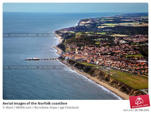 Купить «Aerial images of the Norfolk coastline Featuring: Norfolk coastline Where: Norfolk, United Kingdom When: 27 Aug 2014 Credit: Ward/WENN.com», фото № 28700034, снято 27 августа 2014 г. (c) age Fotostock / Фотобанк Лори