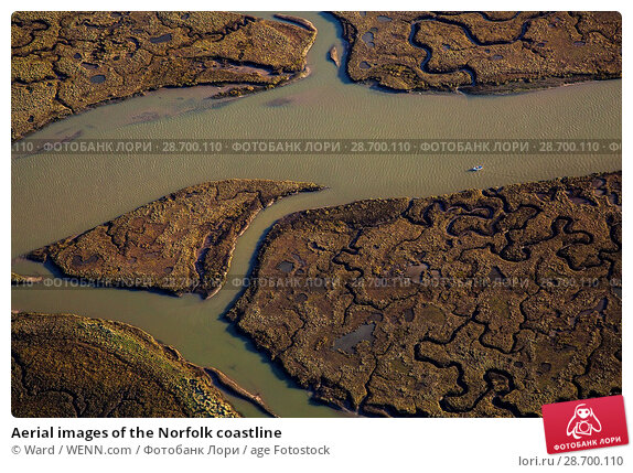 Купить «Aerial images of the Norfolk coastline Featuring: Norfolk coastline Where: Norfolk, United Kingdom When: 27 Aug 2014 Credit: Ward/WENN.com», фото № 28700110, снято 27 августа 2014 г. (c) age Fotostock / Фотобанк Лори