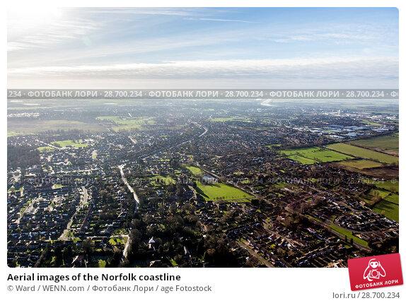 Купить «Aerial images of the Norfolk coastline Featuring: Norfolk coastline Where: Wells Next The Sea, United Kingdom When: 17 Jan 2016 Credit: Ward/WENN.com», фото № 28700234, снято 17 января 2016 г. (c) age Fotostock / Фотобанк Лори