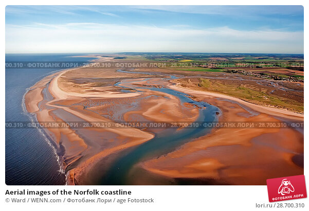 Купить «Aerial images of the Norfolk coastline Featuring: Norfolk coastline Where: Wells Next The Sea, United Kingdom When: 17 Jan 2016 Credit: Ward/WENN.com», фото № 28700310, снято 17 января 2016 г. (c) age Fotostock / Фотобанк Лори