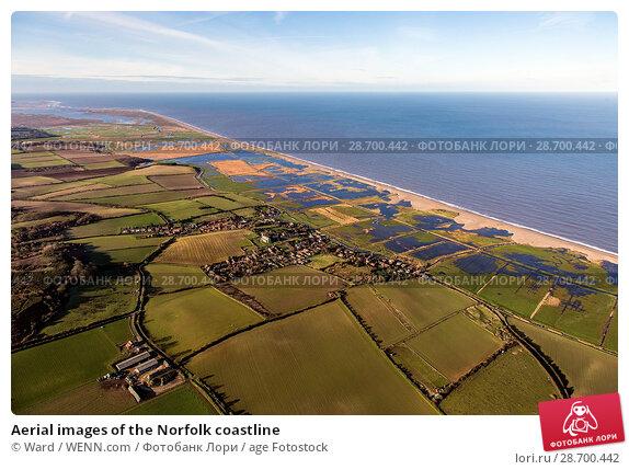 Купить «Aerial images of the Norfolk coastline Featuring: Norfolk coastline Where: Wells Next The Sea, United Kingdom When: 17 Jan 2016 Credit: Ward/WENN.com», фото № 28700442, снято 17 января 2016 г. (c) age Fotostock / Фотобанк Лори