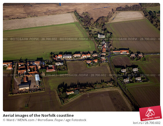Купить «Aerial images of the Norfolk coastline Featuring: Norfolk coastline Where: Norfolk, United Kingdom When: 27 Aug 2014 Credit: Ward/WENN.com», фото № 28700602, снято 27 августа 2014 г. (c) age Fotostock / Фотобанк Лори