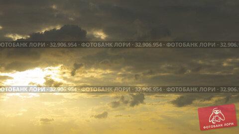 Afternoon sky landscape at Phuket. Стоковое видео, видеограф Игорь Жоров / Фотобанк Лори