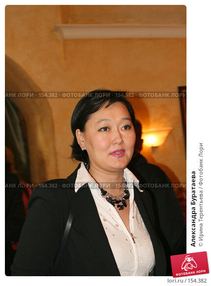 Александра Буратаева, эксклюзивное фото № 154382, снято 20 апреля 2005 г. (c) Ирина Терентьева / Фотобанк Лори
