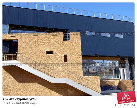 Купить «Архитектурные углы», фото № 242134, снято 2 апреля 2008 г. (c) RedTC / Фотобанк Лори