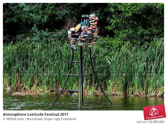 Atmosphere Latitude Festival 2017. Редакционное фото, фотограф WENN.com / age Fotostock / Фотобанк Лори