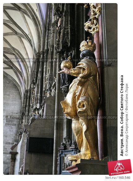 Австрия. Вена. Собор Святого Стефана, фото № 160546, снято 14 июля 2007 г. (c) Александр Секретарев / Фотобанк Лори