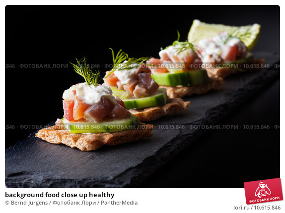 background food close up healthy. Стоковое фото, фотограф Bernd Jürgens / PantherMedia / Фотобанк Лори