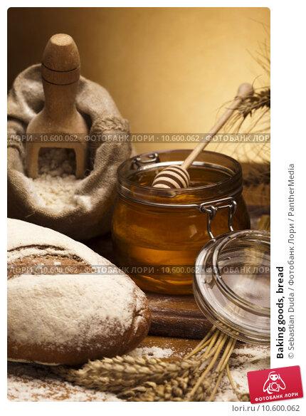 Baking goods, bread. Стоковое фото, фотограф Sebastian Duda / PantherMedia / Фотобанк Лори