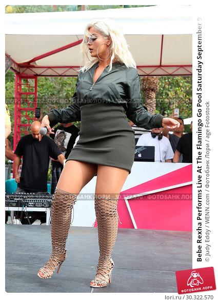 Купить «Bebe Rexha Performs Live At The Flamingo Go Pool Saturday September 9 Featuring: Bebe Rexha Where: Las Vegas, Nevada, United States When: 09 Sep 2017 Credit: Judy Eddy/WENN.com», фото № 30322570, снято 9 сентября 2017 г. (c) age Fotostock / Фотобанк Лори